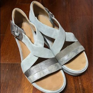 Earth sandals 8.5